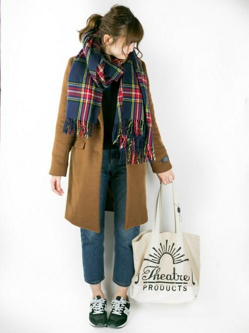 幼稚園ママの送り迎えファッション<冬>忙しい朝でもパパッとおしゃれ!
