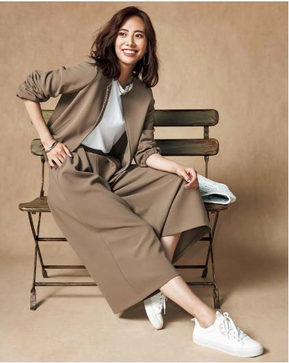 40代の秋服<2019>秋のおしゃれは何から始める?|Soleil