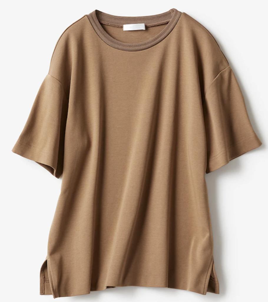 ドゥクラッセTシャツ オーバーサイズクルー 半袖