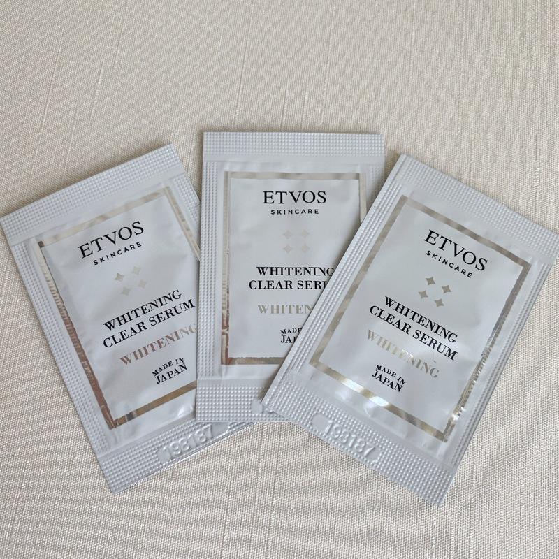 エトヴォス 薬用ホワイトニングクリアセラム